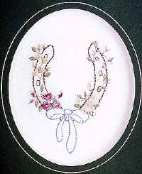 Brazilian Dimensional Embroidery Design Cup Day