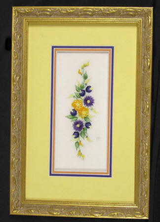 Brazilian Embroidery From Blackberry Lane: Summer Spray By Delma Moore, BL 144
