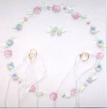 Brazilian Embroidery Design from Blackberry Lane:  Wedding Ring BL 120