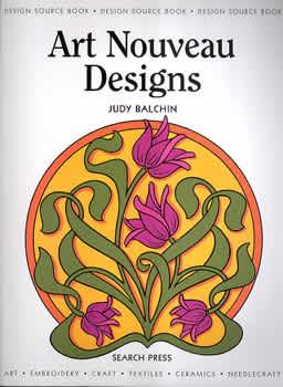 Simple Art Nouveau Patterns