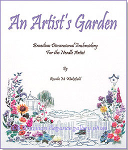 An Artists Garden Brazilian Embroidery Book