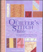 The Quilter's Stitch Bible book By Nikki Tinkler