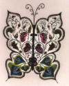 Persian Garden An Advanced Brazilian Dimensional Embroidery Design