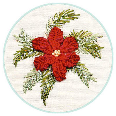Ed2051 Brazilian Embroidery Christmas Designs