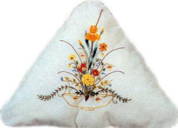 Brazilian Embroidery Pattern - Triangle