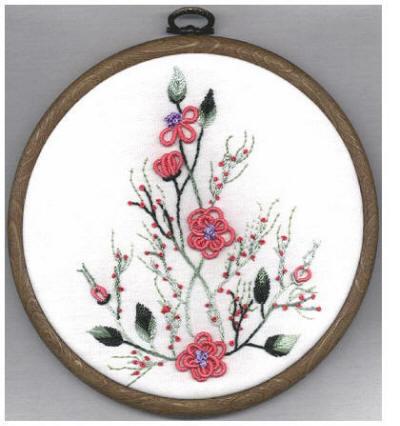 Sashiko Embroidery vs Japanese Embroidery   Sashiko: Traditional