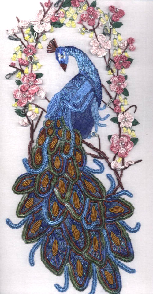 Brazilian Dimensional Embroidery By Jdr Home Page
