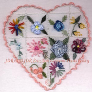 JDR 6105  Beginner's Heart Sampler