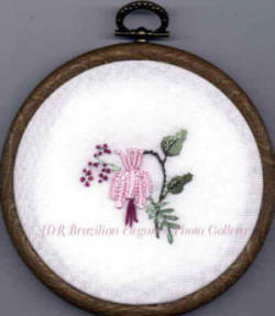 """Sunshine's Treasures Brazilian Dimensional Embroidery Pattern ST 16"