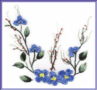 Brazilian Embroidery Teaching Learning Kits