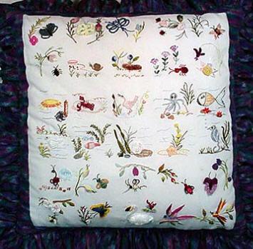 Bead Animals Patterns - Free Pattern Cross Stitch