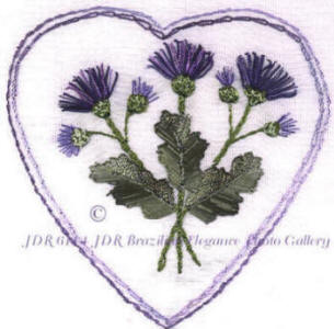 JDR 6114 Helen's Pretty Heart of Thistle