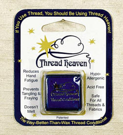 Thread Heaven -Thread Conditioner-Beeswax