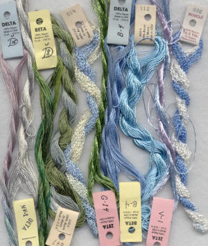 Nova, Boucle, Zeta, Beta Sale Threads