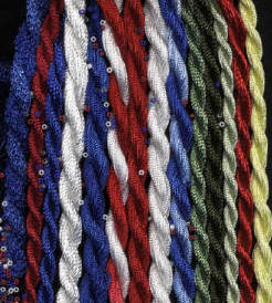 Red, White And Blue EdMar Thread Packet